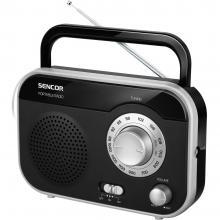 SENCOR RADIO SRD-210 BS BÍLÉ
