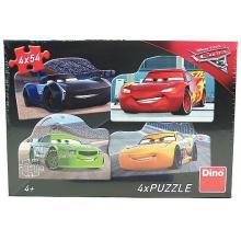 Puzzle Cars 3 Rivalové 4x54