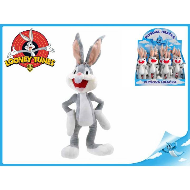Looney Tunes Bugs Bunny plyšový 20cm 0m+