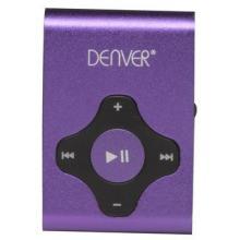MP3 Denver MPS 409 4GB Purple přehrávač