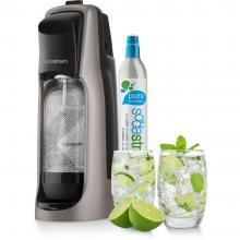 SodaStream Jet Premium Titan výrobník perlivé vody