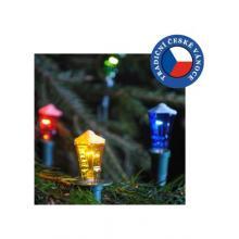 Vánoční souprava Lucerna barevná