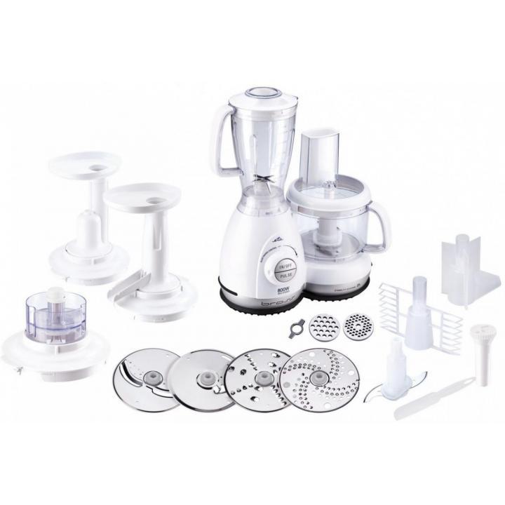 ETA Bross 0027 90000 bílý kuchyňský robot