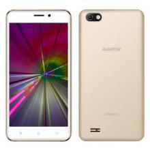 Aligator S 5066 Duo Gold mobilní telefon