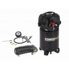 POWER PLUS POWX1731 Kompresor bezolejový