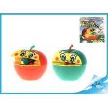 Pokladnička jablko 12cm 2barvy