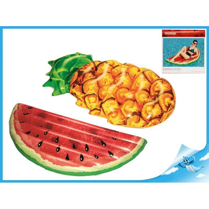 Lehátko nafukovací ovoce 174x89-96cm max.90kg 2druhy