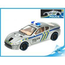 Auto policie 28cm na setrvačník v krabičce
