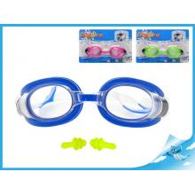 Plavecké brýle 16cm 3barvy
