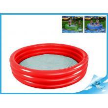 Bazén 183x33cm 3komory 3barvy 506L 24m+