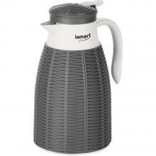 Lamart LT4042 termoska 1L hnědá ratan