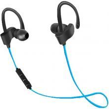 Sluchátka Esperanza EH 188 Y bluetooth sportovní černo-modré