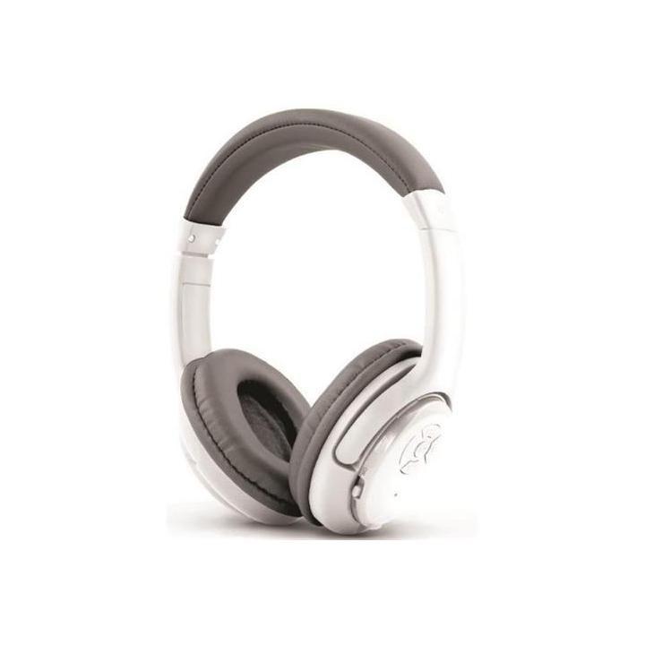 Esperanza EH163 BT Sluchátka přez hlavu bílá