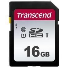 Transcend SDHC 16GB UHS-I U1 TS16GSDC300S