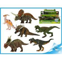 Dinosaurus 14-18cm 6druhů 6ks