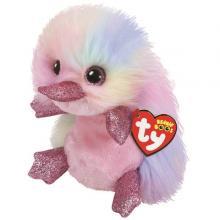 36286 Beanie a Boos PETUNIA - pestrobarevný ptakopysk 15 cm