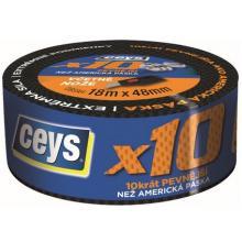Ceys Profesionální páska x10 18mx48mm