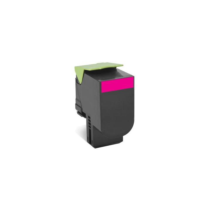 802SM Magenta Standard Yield Return Program Toner Cartridge - 2 000 stran