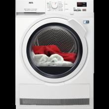 AEG T8DBK68WC sušička prádla
