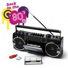 Ricatech PR 1980 Ghettoblaster kazetové rádio