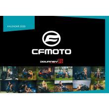 CF Moto kalendář 2020