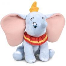Dumbo slon plyšový 30cm sedící 0m+