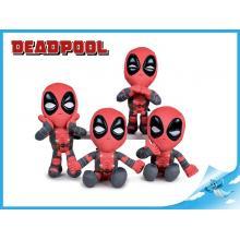 Deadpool plyšový 32cm 4druhy 0m+