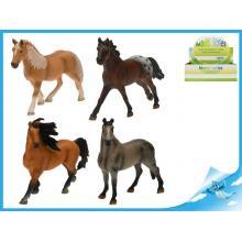 Kůň 14cm v sáčku, 4druhy