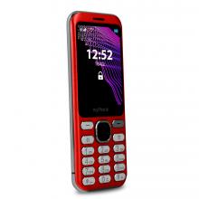 Telefon CPA MyPhone Maestro červený