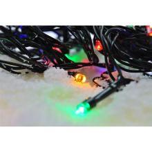 Solight LED vánoční osvětlení programovatelné 300 LED - BAREVNÁ