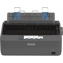 EPSON LX-350 - A4/9pins/347 zn/1+4 kopii/USB/LPT/COM  jehličková