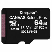 Kingston Canvas Select Plus microSDXC 64GB SDCS2/64GB