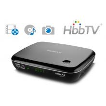 HUMAX T2 Přijímač HBBTV 2 tunery