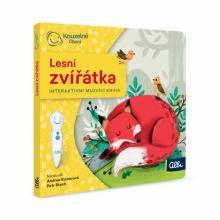 ALBI KČ Mini Kniha - Lesní zvířata