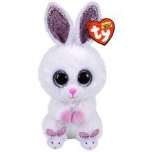 Beanie a Boos SLIPPERS - králíček s bačkůrkama 15 cm