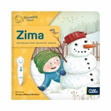 Albi Kouzelné čtení Minikniha Zima