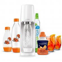 SodaStream Spirit WHITE Ital Spritz výrobník perlivé vody