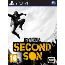 SONY PS4 hra inFAMOUS: Second Son