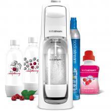 SodaStream JET White LOVE výrobník sodovky