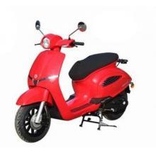 Motorro Insetto 125 červená