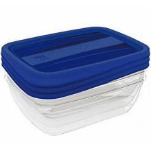 VEDO 2l plastový box s víkem