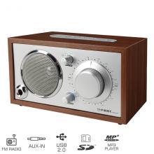 First FA-1907-2 rádio