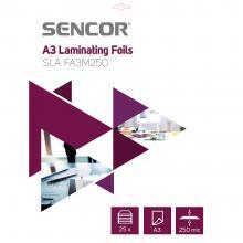 Sencor SLA FA3M250 fólie A3 250mic 25ks