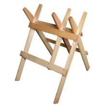Magg 120017 Koza dřevěná na řezání dřeva 77x85x88cm