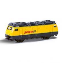 Kovová lokomotiva RegioJet 9 cm (rap205963)