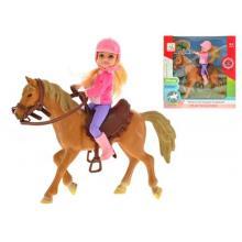 Mikro trading Kůň s jezdkyní