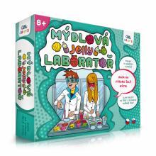 ALBI Jelly mýdlová laboratoř