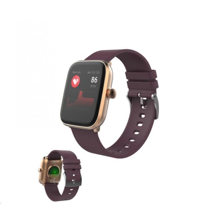 iGET FIT 20GO zlaté - chytré hodinky