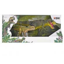 Dinosaurus 20-30cm 2ks v krabičce