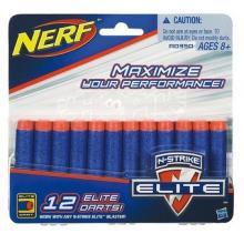 Nerf Elite náhradní náboje 12ks